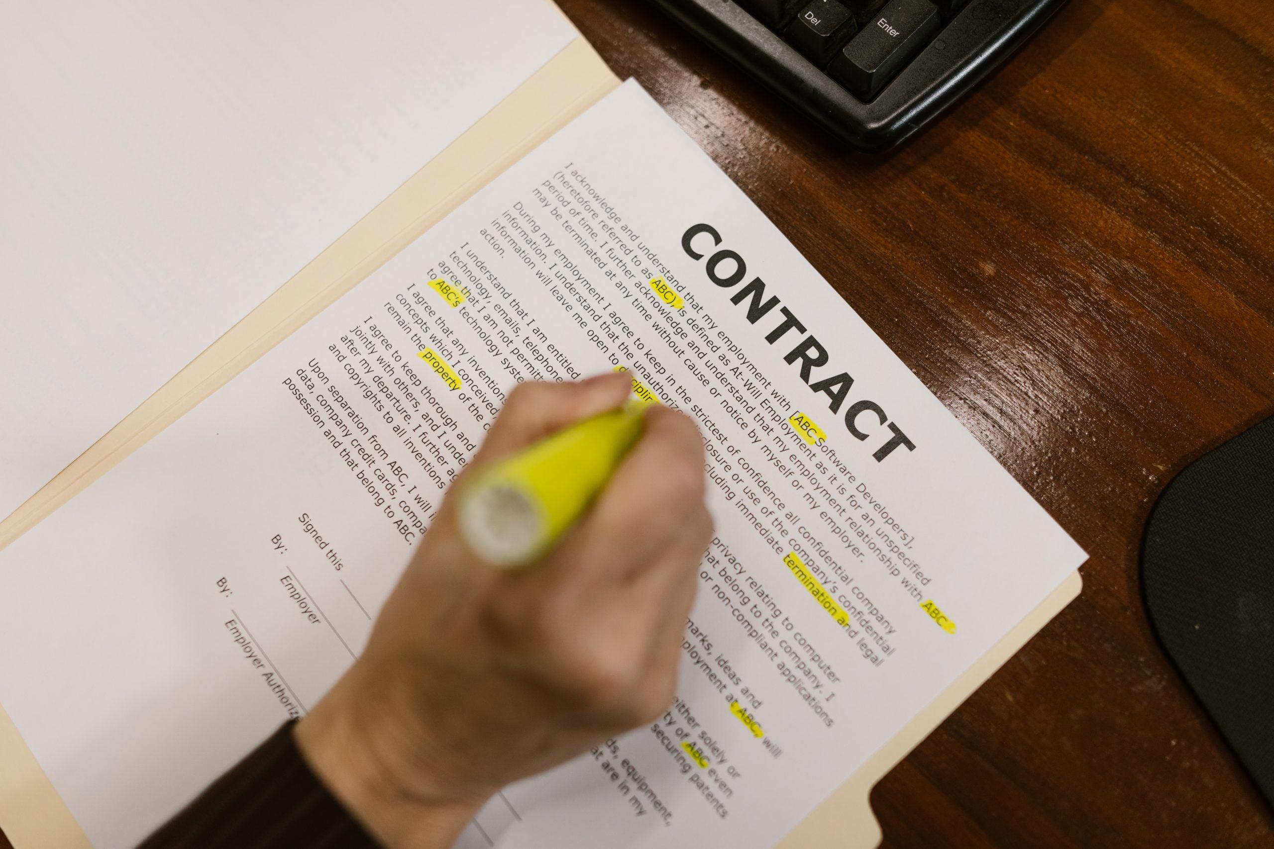 contrat franchise partenariat commercial